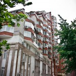 11-15 этажный жилой дом на ул.Пушкинская 72 с подземной автостоянкой и встроенным помещением военной прокуратуры