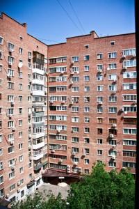 14-этажный 90-квартирный жилой дом на ул.Шеболдаева 44